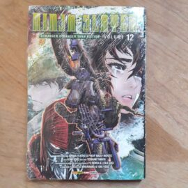 Ninja Slayer - Vol.12 (Lote Artes Marçoais)
