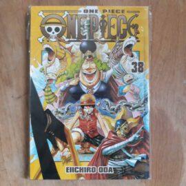 One Piece - Vol.38 (Lote Artes Marçoais)