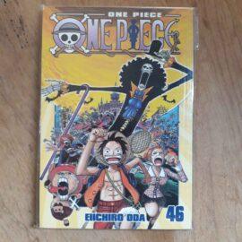 One Piece - Vol.46 (Lote Artes Marçoais)