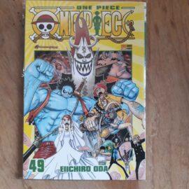 One Piece - Vol.49 (Lote Artes Marçoais)