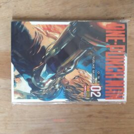 One Punch Man - Vol.2 (Lote Artes Marçoais)