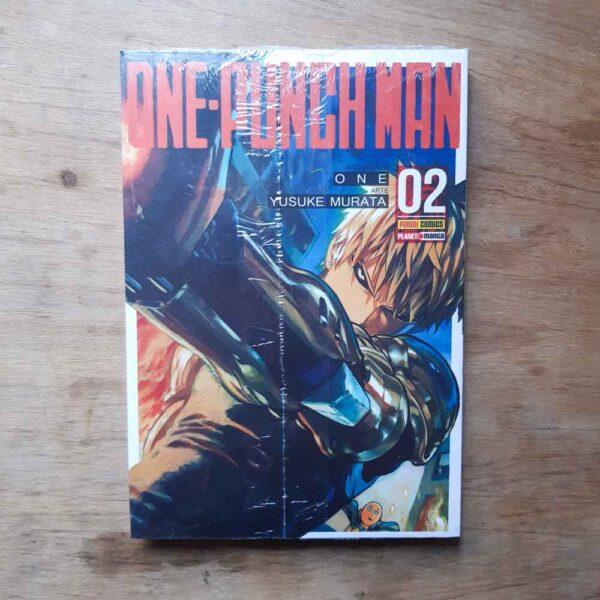 One Punch Man - Vol.2 (Lote Unidos da Quarentena)