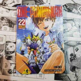 One-Punch Man - Vol.22 (Lote Seres Marçoanos)
