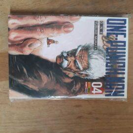 One Punch Man - Vol.4 (Lote Artes Marçoais)
