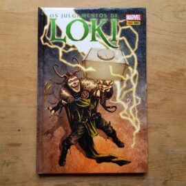 Os julgamentos de Loki (Lote Artes Marçoais)