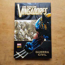 Os novos Vingadores - Guerra Civil (Lote Artes Marçoais)