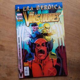 Os Vingadores - Vol.94 (Lote Unidos da Quarentena)