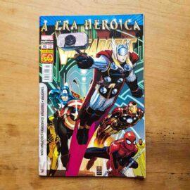 Os Vingadores - Vol.95 (Lote Unidos da Quarentena)