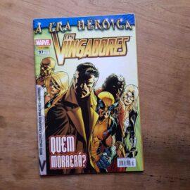 Os Vingadores - Vol.97 (Lote Unidos da Quarentena)