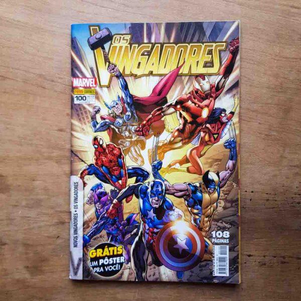 Os Vingadores - Vol.98 (Lote Unidos da Quarentena)