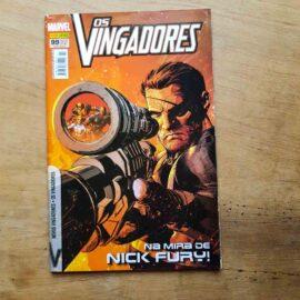 Os Vingadores - Vol.99 (Lote Unidos da Quarentena)