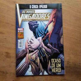 Os novos Vingadores - Vol.90 (Lote #109)