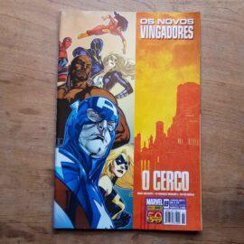 Os novos Vingadores - Vol.89 (Lote #109)