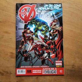 Os Vingadores - Nova Marvel - Vol.17 (Lote Unidos da Quarentena)