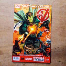 Os Vingadores - Nova Marvel - Vol.20 (Lote Unidos da Quarentena)