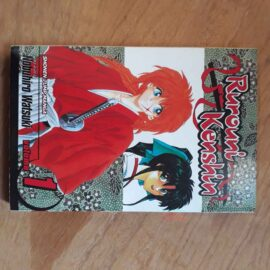 Rurouni Kenshin - ING - Vol.1 (Lote Artes Marçoais)