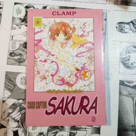 Sakura Card Captor - Especial - Vol.8 (Lote Seres Marçoanos)