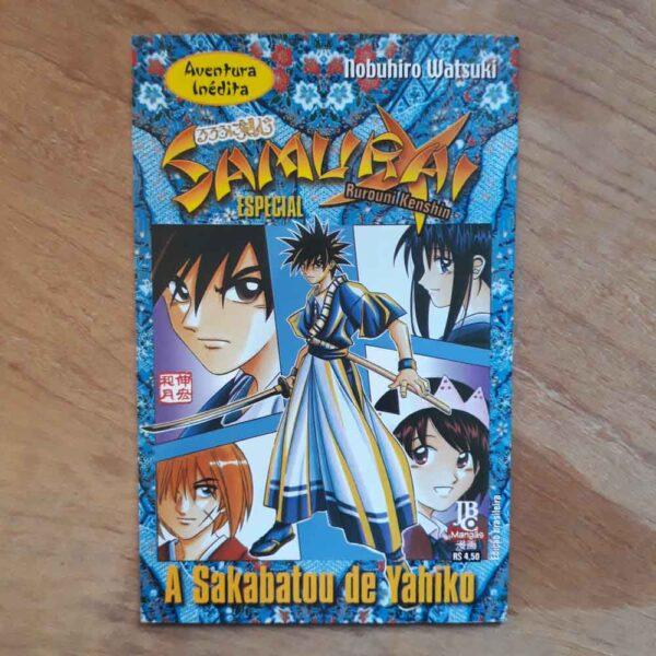 Samurai X - A sakabatou de Yahiko - ed ant (Lote #109)