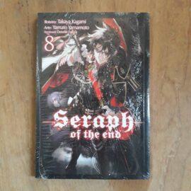 Seraph of the end - Vol.8 (Lote Artes Marçoais)