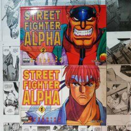 Street Fighter Alpha - Completo (Lote Seres Marçoanos)