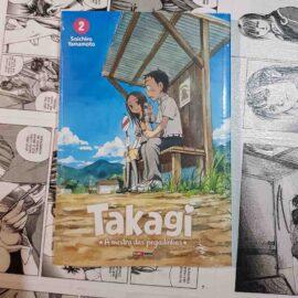 Takagi - A Mestra das Pegadinhas - Vol.2 (Lote Águas de Março)