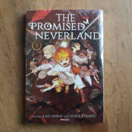 The Promised Neverland - Vol.3 (Lote Artes Marçoais)