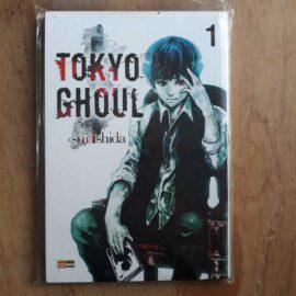 Tokyo Ghoul - primeira ed - Vol.1 (Lote Artes Marçoais)