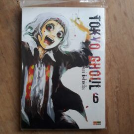 Tokyo Ghoul - primeira ed - Vol.6 (Lote Artes Marçoais)
