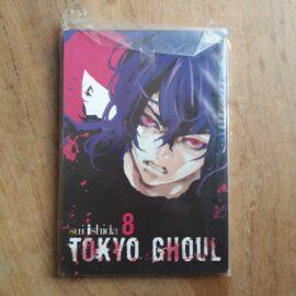 Tokyo Ghoul - primeira ed - Vol.8 (Lote Artes Marçoais)