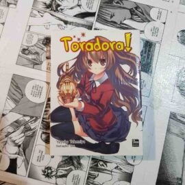 Toradora! - Novel - Vol.1 (Lote Seres Marçoanos)