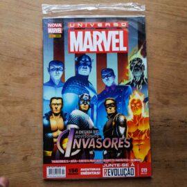 Universo Marvel - Nova Marvel - Vol.19 (Lote Unidos da Quarentena)