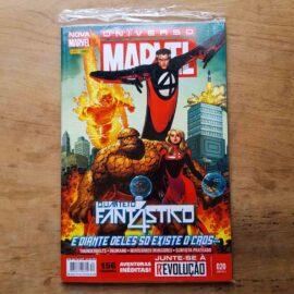Universo Marvel - Nova Marvel - Vol.20 (Lote Unidos da Quarentena)