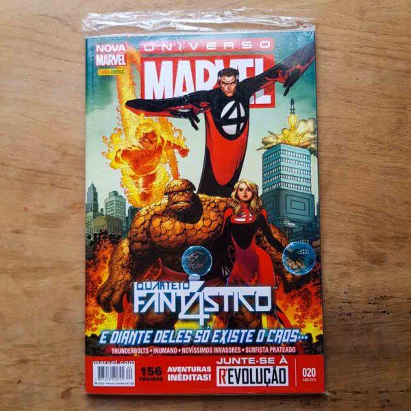 Universo Marvel - Nova Marvel - Vol.20 (Terceiro Liquidão)
