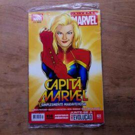 Universo Marvel - Nova Marvel - Vol.22 (Lote Unidos da Quarentena)