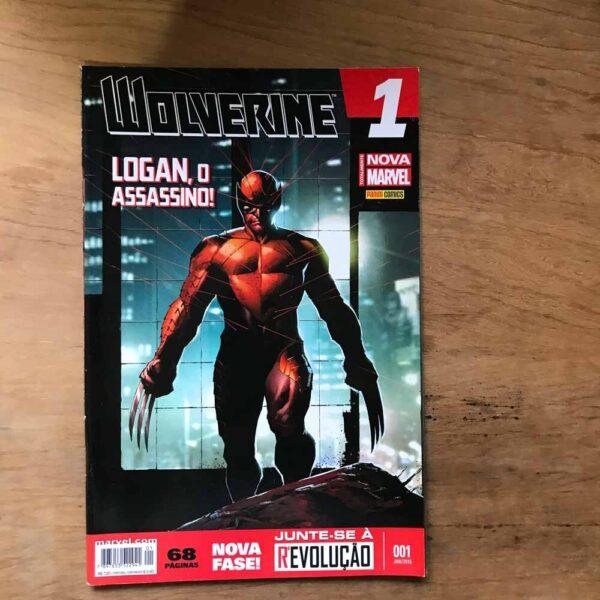 Wolverine - Nova Marvel - Vol.1 (Terceiro Liquidão)