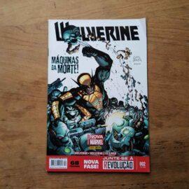 Wolverine - Nova Marvel - Vol.2 (Lote Unidos da Quarentena)