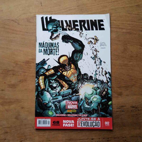 Wolverine - Nova Marvel - Vol. 2 (Terceiro Liquidão)