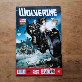 Wolverine - Nova Marvel - Vol.3 (Lote Unidos da Quarentena)