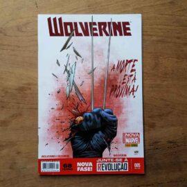 Wolverine - Nova Marvel - Vol.5 (Lote Unidos da Quarentena)