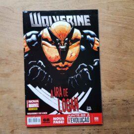 Wolverine - Nova Marvel - Vol.6 (Lote Unidos da Quarentena)