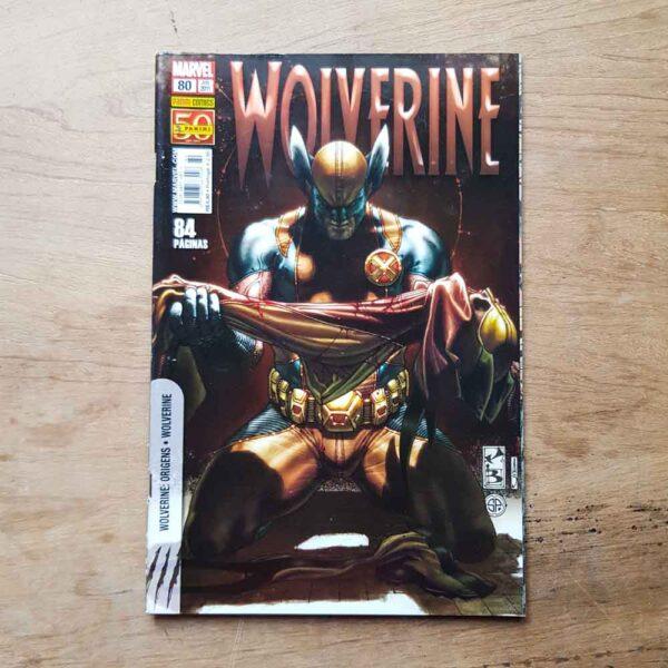 Wolverine - Vol.80 (Lote Unidos da Quarentena)