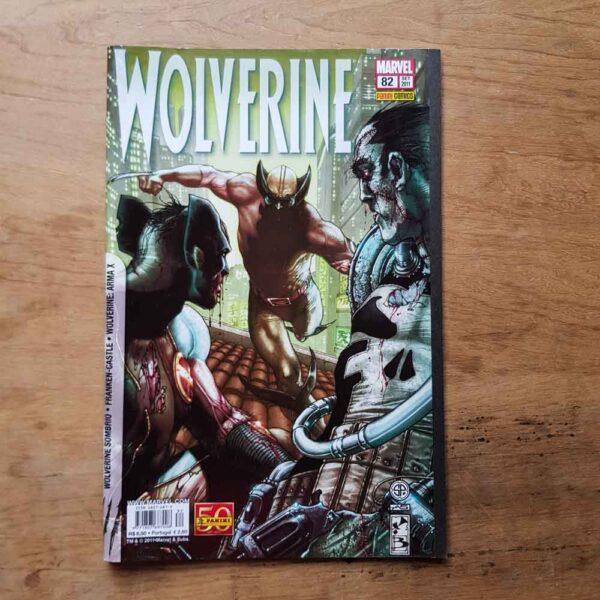 Wolverine - Vol.82 (Terceiro Liquidão)