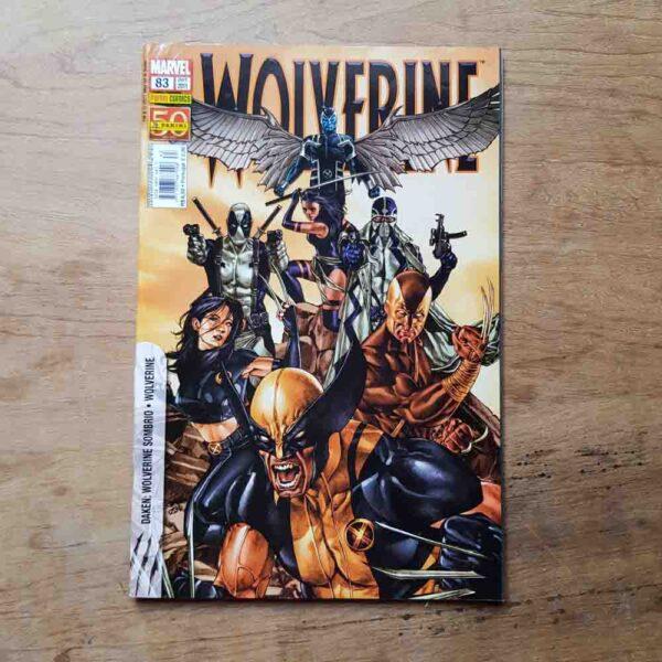 Wolverine - Vol.83 (Terceiro Liquidão)