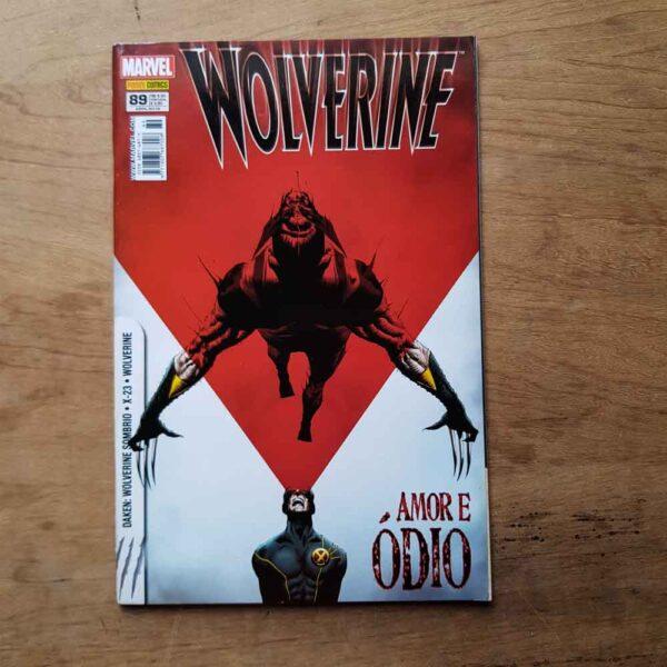 Wolverine - Vol.89 (Lote Unidos da Quarentena)