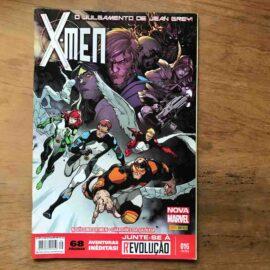 X-men - Nova Marvel - Vol.16 (Lote #109)