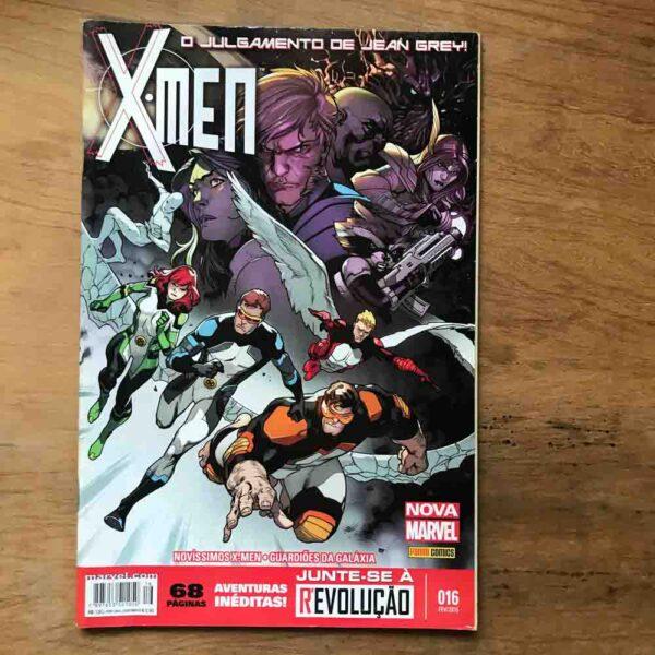 X-men - Nova Marvel - Vol.16 (Terceiro Liquidão)