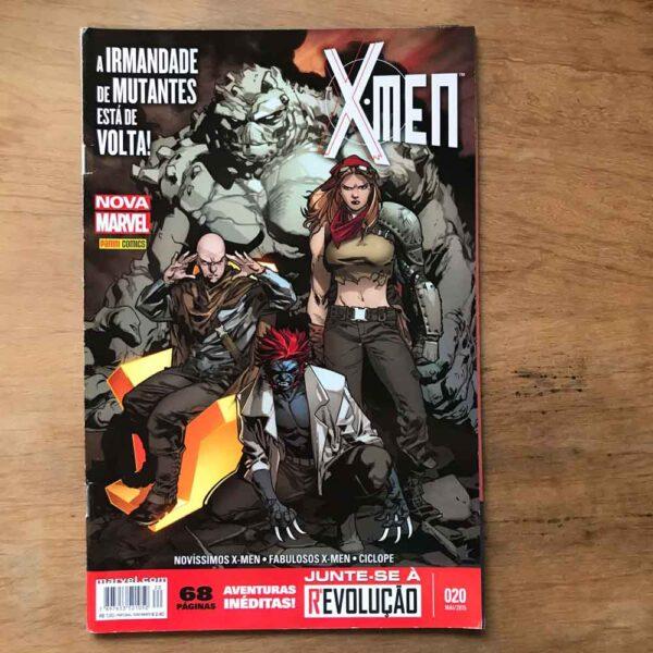 X-men - Nova Marvel - Vol.20 (Terceiro Liquidão)