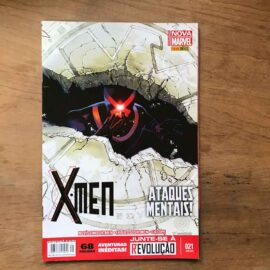 X-men - Nova Marvel - Vol.17 (Lote #109)