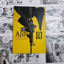 Ajin - Vol.10 (Lote Águas de Março)