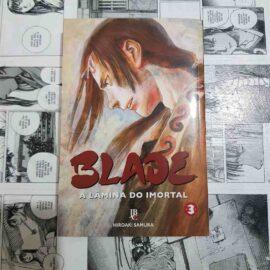 Blade - A Lâmina do Imortal - Vol.3 (Lote Águas de Março)